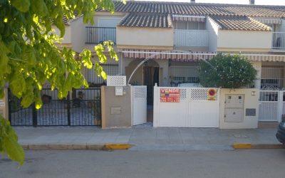 NuevoDuplex adosado en Los Alcázares