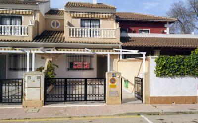 Duplex en Los Alcázares
