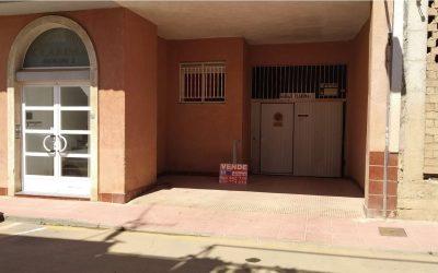 Garaje y trastero en Los Alcázares